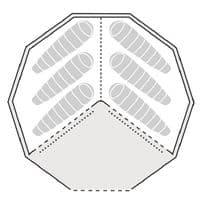 Robens Klondike Grande Inner Tent -  A perfect addition to your Klondike Grande Tent